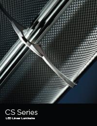 cs series led linear luminaire